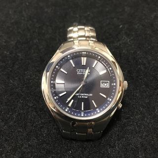 シチズン(CITIZEN)のシチズン 電波ソーラー 腕時計 良品 完動品。(腕時計(アナログ))