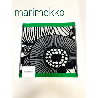 marimekko -  Siirtolapuutarha タオルハンカチ