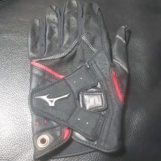 ミズノ(MIZUNO)のmizunoゴルフ手袋(ウエア)