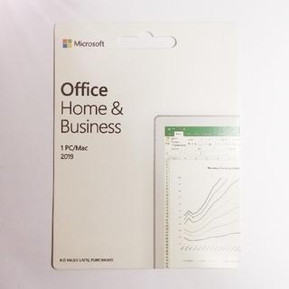 マイクロソフト(Microsoft)のMicrosoft Office 2019for Mac/Pc 1台(ノートPC)