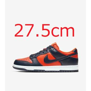 ナイキ(NIKE)のNIKE DUNK LOW SP CHAMP COLORS 27.5cm(スニーカー)
