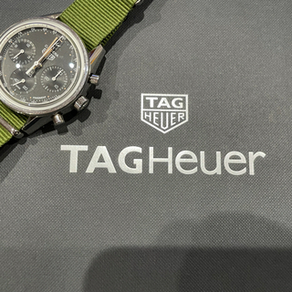 フラグメント(FRAGMENT)の最終値下げ!来週には金額もどします!タグ・ホイヤーカレラ キャリバー ホイヤー (腕時計(アナログ))