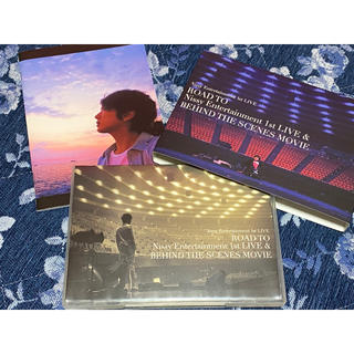 AAA - Nissy ROAD TO 1st LIVE & BEHIND DVD