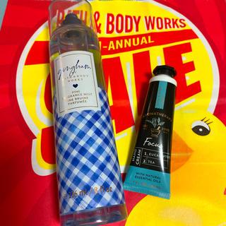 Bath & Body Works - Bath&BodyWorks バスアンドボディワークス ミスト&ハンドクリーム