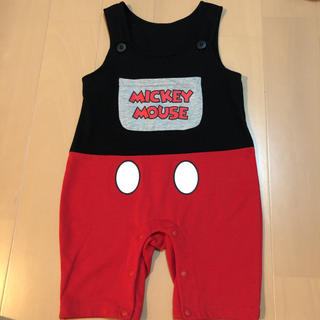 Disney - ベビー ミッキー ロンパース ディズニー Disney ハロウィン 新品 90