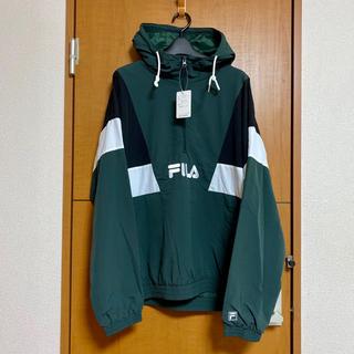 FILA - 未使用 FILA/ナイロンアノラックパーカー L FH7634 ウインドブレーカ