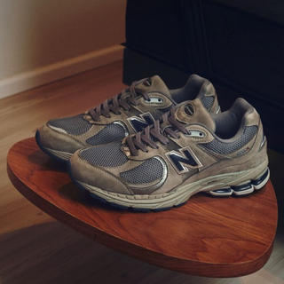 New Balance - New balance ML2002RB gray