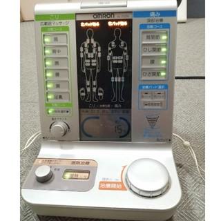 オムロン(OMRON)のオムロン電気治療器 HV-F5200 送料込(マッサージ機)