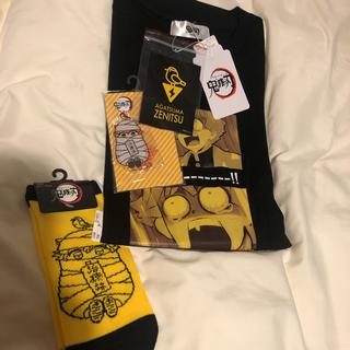 Avail - 鬼滅の刃 アベイル Tシャツ アクリルキーホルダー 靴下