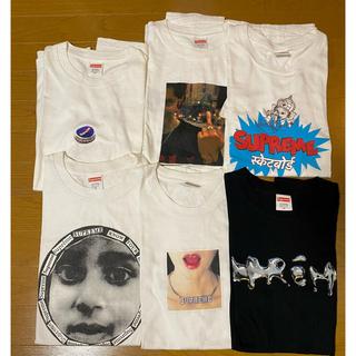 Supreme - supreme Tシャツ セット売り 中古 Mサイズ
