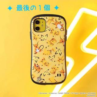 ポケモン(ポケモン)のiFace ポケモン ✦ iPhone11 ケース ✦ ピカチュウ&フレンズ(iPhoneケース)