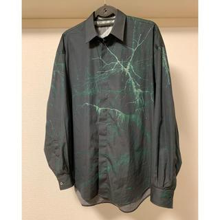 ジョンローレンスサリバン(JOHN LAWRENCE SULLIVAN)のJOHN LAWRENCE SULLIVAN オーバーサイズシャツ(シャツ)