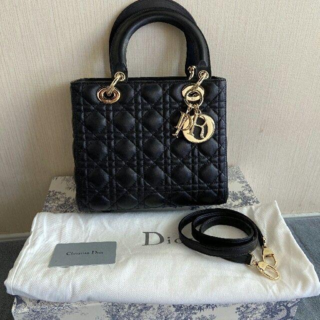 極美品 Christian Dior レディーディオール