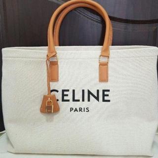 celine - CELINE セリーヌ キャンバストート バッグ マザーバッグ