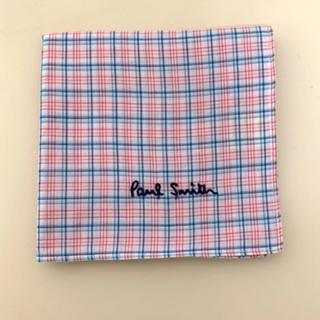 ポールスミス(Paul Smith)のポールスミスハンカチ+ブランドハンカチ4枚(ハンカチ/ポケットチーフ)