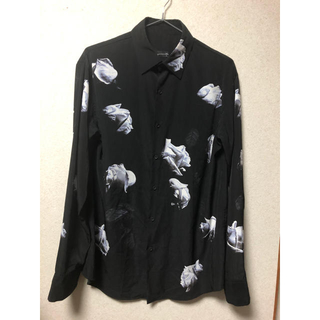 ラッドミュージシャン(LAD MUSICIAN)のラッドミュージシャン 18aw 花柄 standard shirt(シャツ)