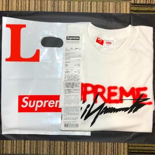 Supreme - Supreme®/Yohji Yamamoto® Logo Tee シュプリーム