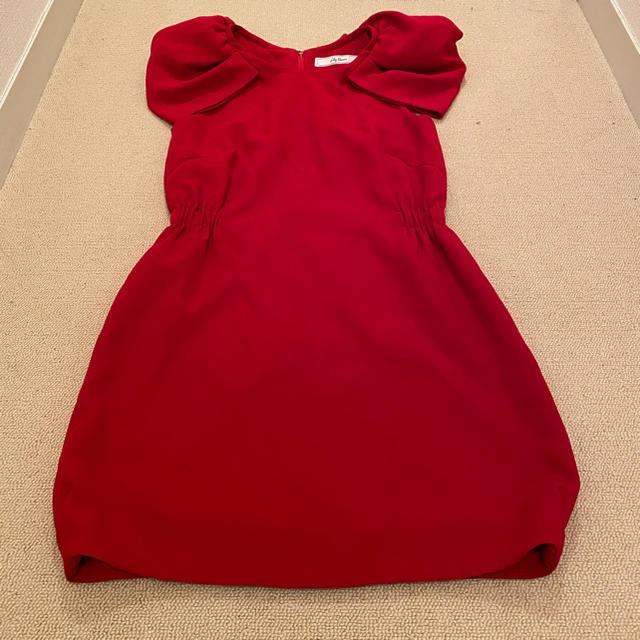 Lily Brown(リリーブラウン)のLilly Brown ワンピース ドレス フォーマル レディースのフォーマル/ドレス(ミディアムドレス)の商品写真