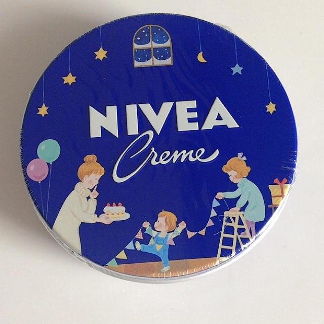 ニベア(ニベア)のニベア 青缶 大缶 コスメ/美容のボディケア(ボディクリーム)の商品写真