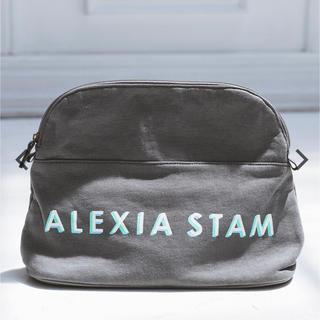 ALEXIA STAM - alexiastam♡新品未使用ポーチ