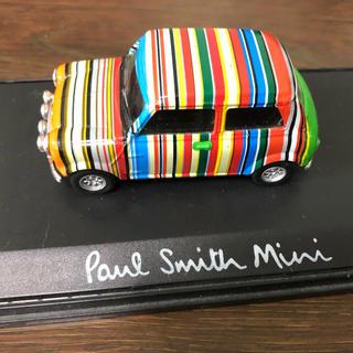 Paul Smith - ポール・スミスのミニクーパーのミニカー