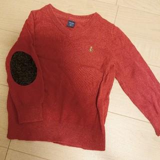 ベビーギャップ(babyGAP)のbabyGAPくまさん刺繍入りセーター(ニット)