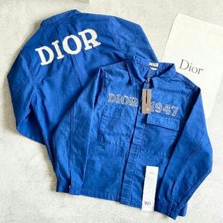 Christian Dior - Dior  ディオール デニムジャケット カップル兼用