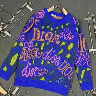 クリスチャンディオール(Christian Dior)のDior   ディオール  セーター カップル兼用 (ニット/セーター)