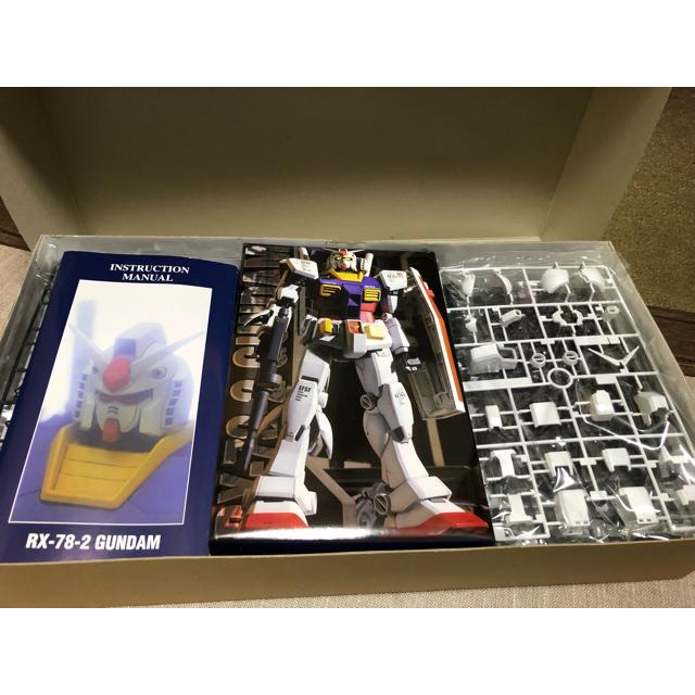 BANDAI(バンダイ)のPG 1/60 RX-78-2 ガンダム エンタメ/ホビーのおもちゃ/ぬいぐるみ(模型/プラモデル)の商品写真