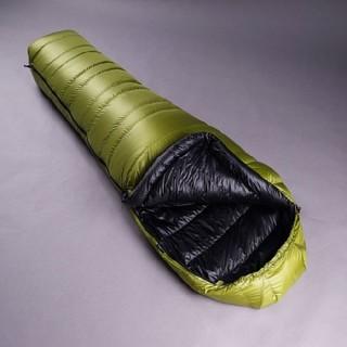 ナンガ(NANGA)のキュムラス寝袋シュラフlightlineカスタムCUMULUS(寝袋/寝具)