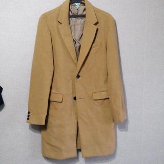 フリークスストア(FREAK'S STORE)のチャスターコート キャメル サイズM定価4万円(チェスターコート)