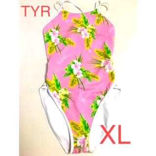 MIZUNO - 【現品限 極美品】TYR ティア レディース 競泳水着【XLsize】
