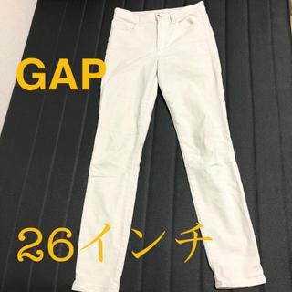 ギャップ(GAP)のGAP スキニーパンツ 26インチ(スキニーパンツ)