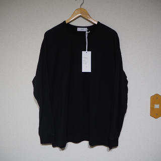 コモリ(COMOLI)の19ss graphpaper SWEAT L/S OVERSIZED TEE(スウェット)