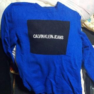 カルバンクライン(Calvin Klein)のCALVIN KLEIN JEANS カルバンクライン ニット(ニット/セーター)