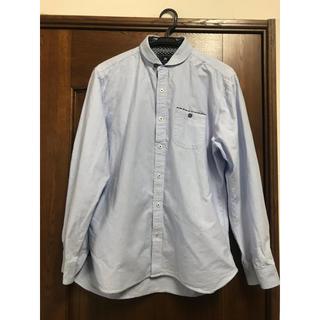 Mitsumine - LL XL 長袖 シャツ 長袖シャツ ワイシャツ ミツミネ 三峰