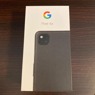 ANDROID - Google pixel 4a 本体