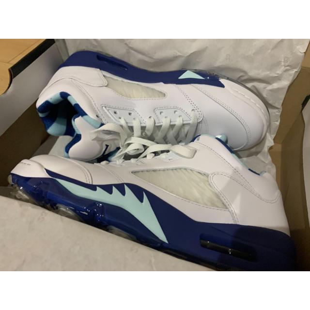 NIKE(ナイキ)の新品未使用品 ナイキ ゴルフシューズ ジョーダン5 28cm メンズの靴/シューズ(スニーカー)の商品写真