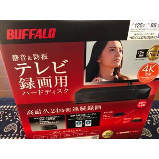 Buffalo - バッファロー 外付けHDD USB3.1  1TB HDV-LLD1U3BA/D