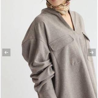 IENA - IENA ウールスキッパーシャツ