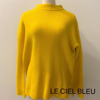 ルシェルブルー(LE CIEL BLEU)のルシェルブルー ニット(ニット/セーター)