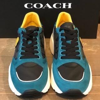 コーチ(COACH)の【COACH★FG4769】コーチ大人気商品♪メンズスニーカーシューズ新品(スニーカー)