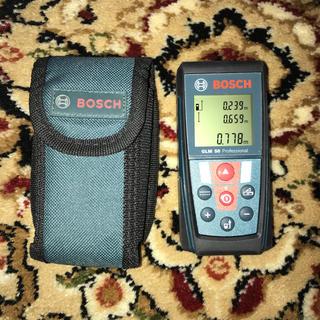 ボッシュ(BOSCH)のボッシュ 距離計 説明書ケース完動品(工具/メンテナンス)