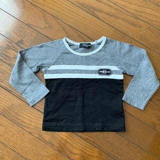 コムサイズム(COMME CA ISM)のコムサ ロンT 長袖 Tシャツ 80(Tシャツ)