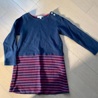 ユナイテッドアローズ(UNITED ARROWS)のユナイテッドアローズ チュニック 130㎝(Tシャツ/カットソー)