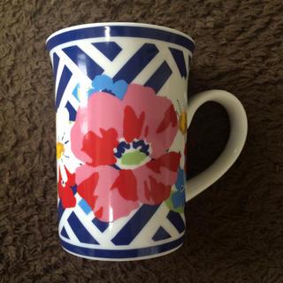 ヴェラブラッドリー(Vera Bradley)の☆ベラブラッドリーマグカップ☆(グラス/カップ)