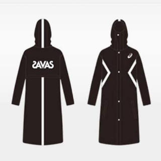 asics - 【新品】ザバス ロングコート Mサイズ(ベンチコート/アシックス/ASICS)