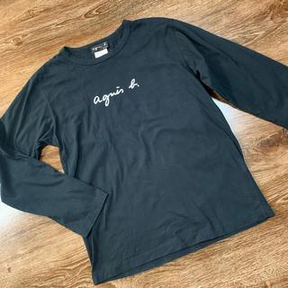 アニエスベー(agnes b.)のアニエスベー⭐︎ロゴロンT(Tシャツ(長袖/七分))