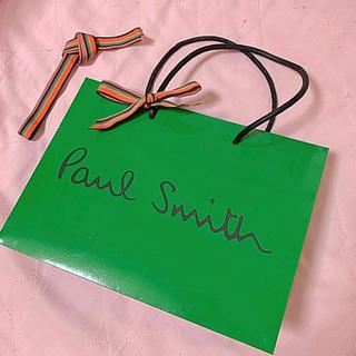 ポールスミス(Paul Smith)のポールスミス 紙袋 (ショップ袋)