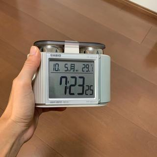 CASIO - 値下げ 電波時計 目覚まし時計 カシオ